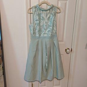 Eva Mendes NY & Co Mint Dress M